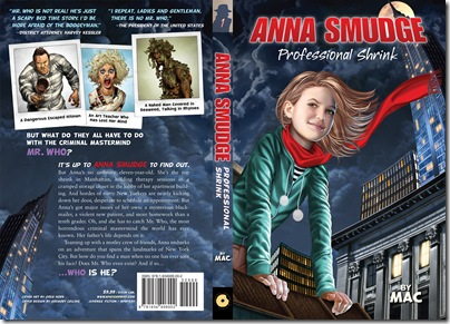 Anna Smudge full cover