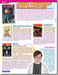 Anna Smudge in KEWL magazine